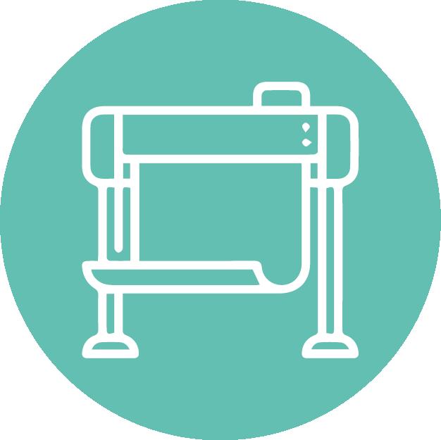 001 - Iconos Servicios_Impresión Gran Formato