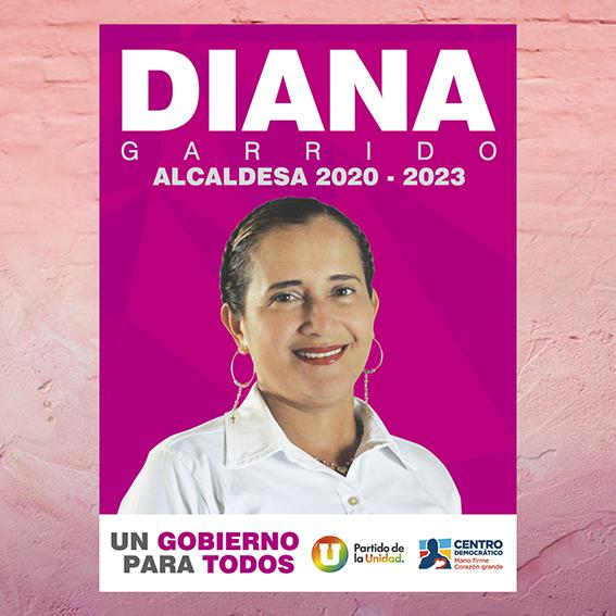 TAg Diana Afiche