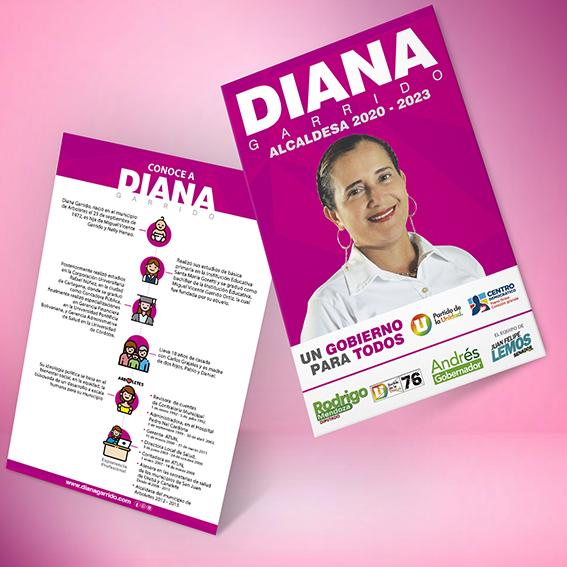 TAg Diana Volante